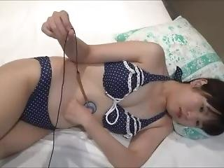 Japanese Girl Belly Sound 1