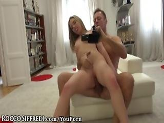 Dirty Russian Teen Licks Rocco Siffredi S Ass And Gets Buttfucked