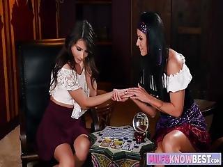Milf India Licking Horny Teen Pussy