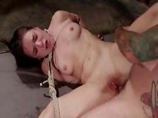 Hard Fucking In Tight Bondage%21