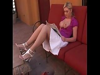 Alison Angel - Dressing Down In Public