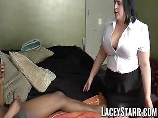 Deliciously Chubby Babes Share Bbc In Crazy Threesome! These Two Bbw Hotties Know How To Properly Treat A Big Black Dick!