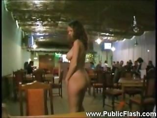 The Naked Waitress
