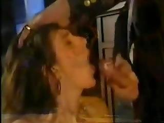 Cumshots Compilation From Different Vintage Porn Movies