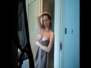 Hot Mom Caught In Shower Hiddencam-retrocams.net