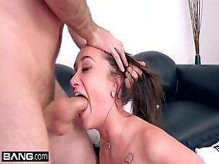 kont, kontje, casting, ejaculatie, deepthroat, fetish, voet, neuken, hete tiener, straffen, ruw, sex, Tiener, keel neuken