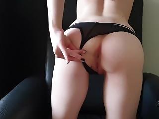 Svart cum i svart fitte