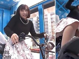Japan Bicycle Game Show Part 3/8
