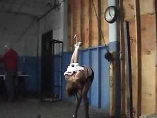 Stricked Strappado Bondage