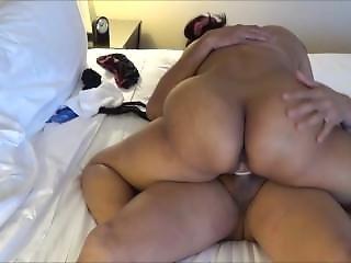 Indian Amateur Gal Riding A Hard Cock