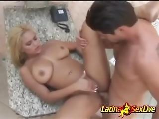Latina Babalu Exposes Her Big Boobs - More At Slutrooms.com