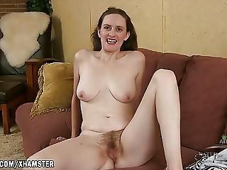 gros sein, seins, poilue, interview, masturbation, mature, sexy