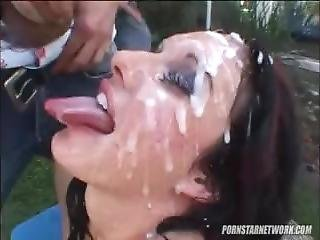 Top 100 Facials From Covermyface: #5 - #1 Cumshots Only
