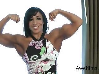Muscle Femdom