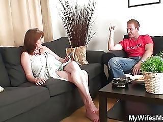 Guy Fucks His Old Girlfriend S Mother