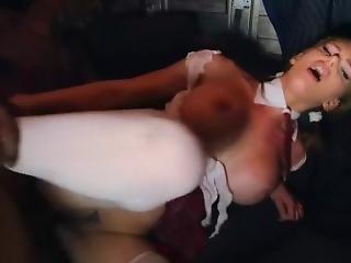 Schoolgirl Gets Some Bbc