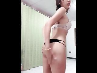 amateur, fetisch, reiben, thai