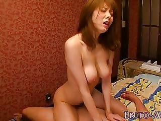 Classy Facialized Asian Pornstar Yuma Asami