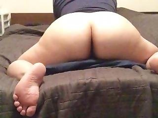 Chubby Slut Humping Pillow