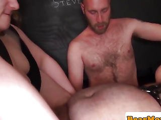 Shaved Otter Breeding Superchub In Sexswing