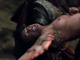 Spartacus - S01e01 (2010) - Erin Cummings 2