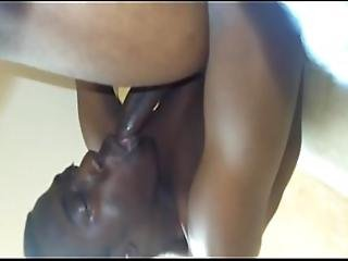 Bbc Self Suck And Cum