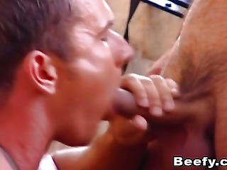 Military Gay Moaning Ass Fuck Experience