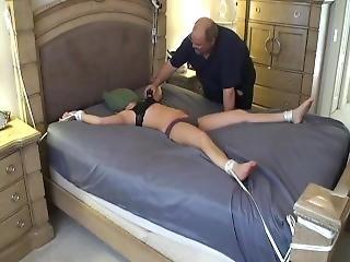 Asa In Her Underwear.