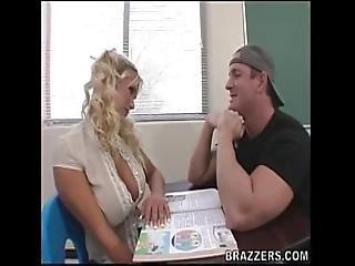 Shayla Stylez - Big Tits At School