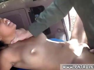 Bad Cop Female Horny Border Patrol Boinks Latin Dame Loni Legend In The