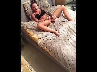 Hidden Cam Catches Gf Watching Porn Having Leg Shaking Intense Orgasm