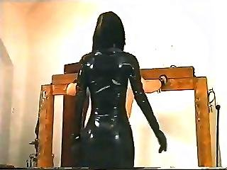 Whipped british submissive subdued by maledom 9