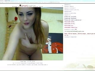Aless1aa69 Mfc Public Show Sexy Brunette