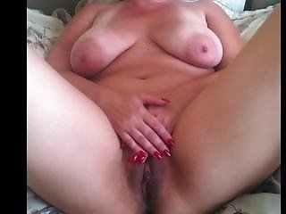 My Real Stepmom Spreads Her Pussy