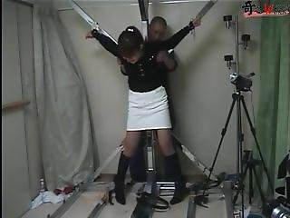 Japanese Tickle In Boots