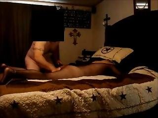 Blindfolded Tied Up And Spanked