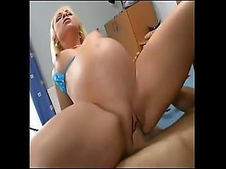 Pregnant Blonde Wants A Big Cock In Her Pussy
