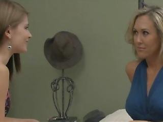 Thw Mother Daughter Exchange Club 22 - S01 Brandi Love And Sensi Pearl