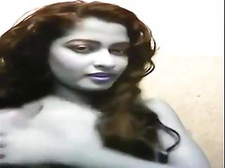 Du Girl Self Recorded Bath Video For Boyfriend