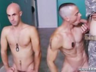Xxx military gay Good Anal Training