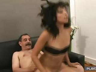 En Tricking Roxana