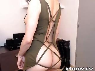 Amateur Japan Babe Cumming On Webcam
