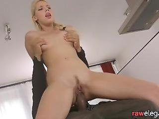 Maid Getting Doggystyled And Jizzcovered