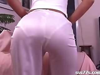 Amazing, Panties, Satin, Teen