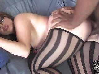 Gorgeous Wife With Big Ass Fucked In Front Of Her Husband