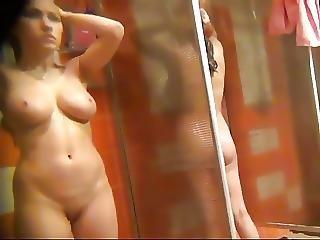 Hidden Shower Cam 10