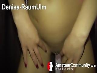 Amateurin Denisa Aus Ulm Putzt Ihre Wohnung