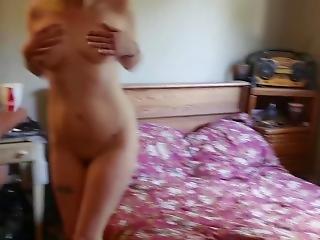Needle Tweaker Whore Let Me Eat Her Pussy Bareback