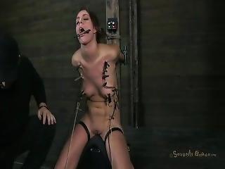 Alisha Adams Gets Orgasm Overload Pt 1