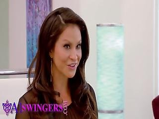 Swingers Doing Sexy Things In Reality Show